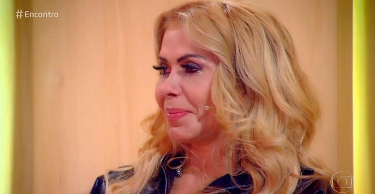 Joelma foi acusada pelo filhos de ser uma mãe ausente (Foto: Reprodução/ Globo)