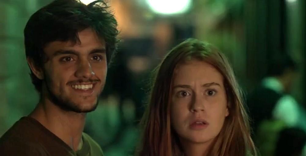 Jonatas não quer ver Arthur perto de Eliza em Totalmente Demais