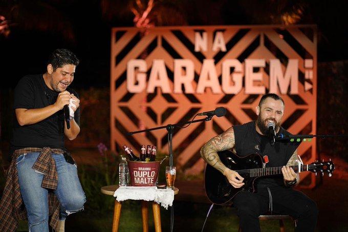 Jorge & Mateus explodiram a internet com live e bateram Gusttavo Lima - Foto: Divulgação