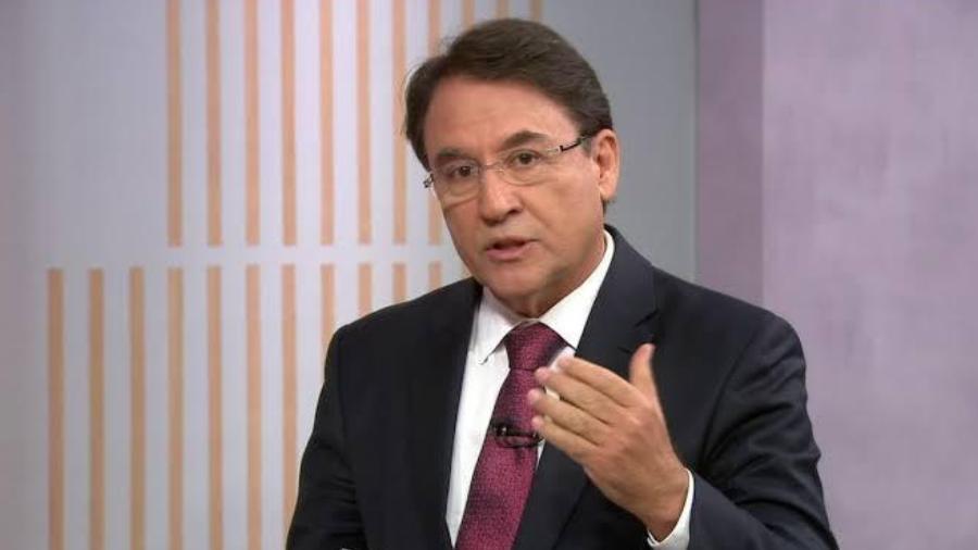 João Borges, âncora da Globo, surpreendeu o canal ao pedir demissão (Foto: Reprodução)