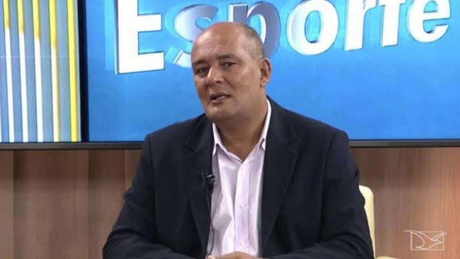 O jornalista Roberto Fernandes Júnior, da TV Mirante, da Globo morreu em decorrência do Coronavírus (Foto: Reprodução)