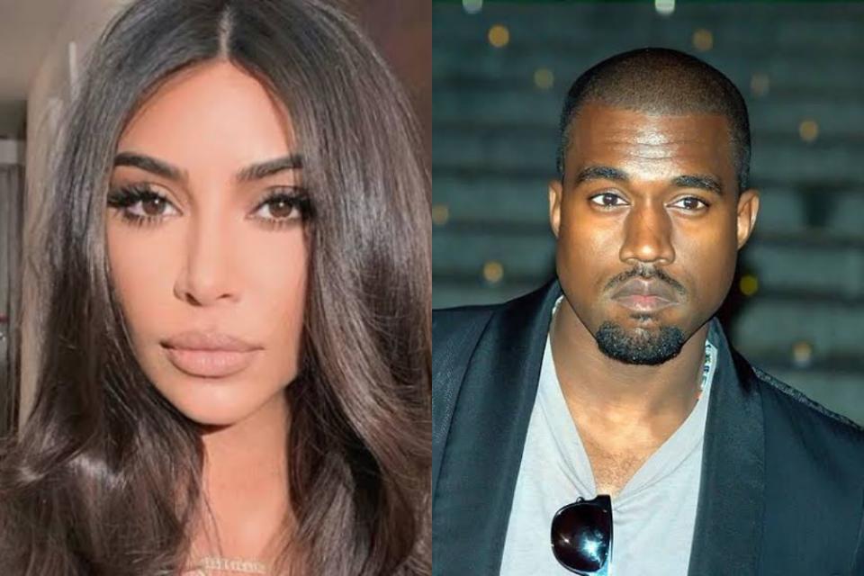 Kim Kardashian e Kanye West celebram 6 anos de casamento (Foto: Reprodução)