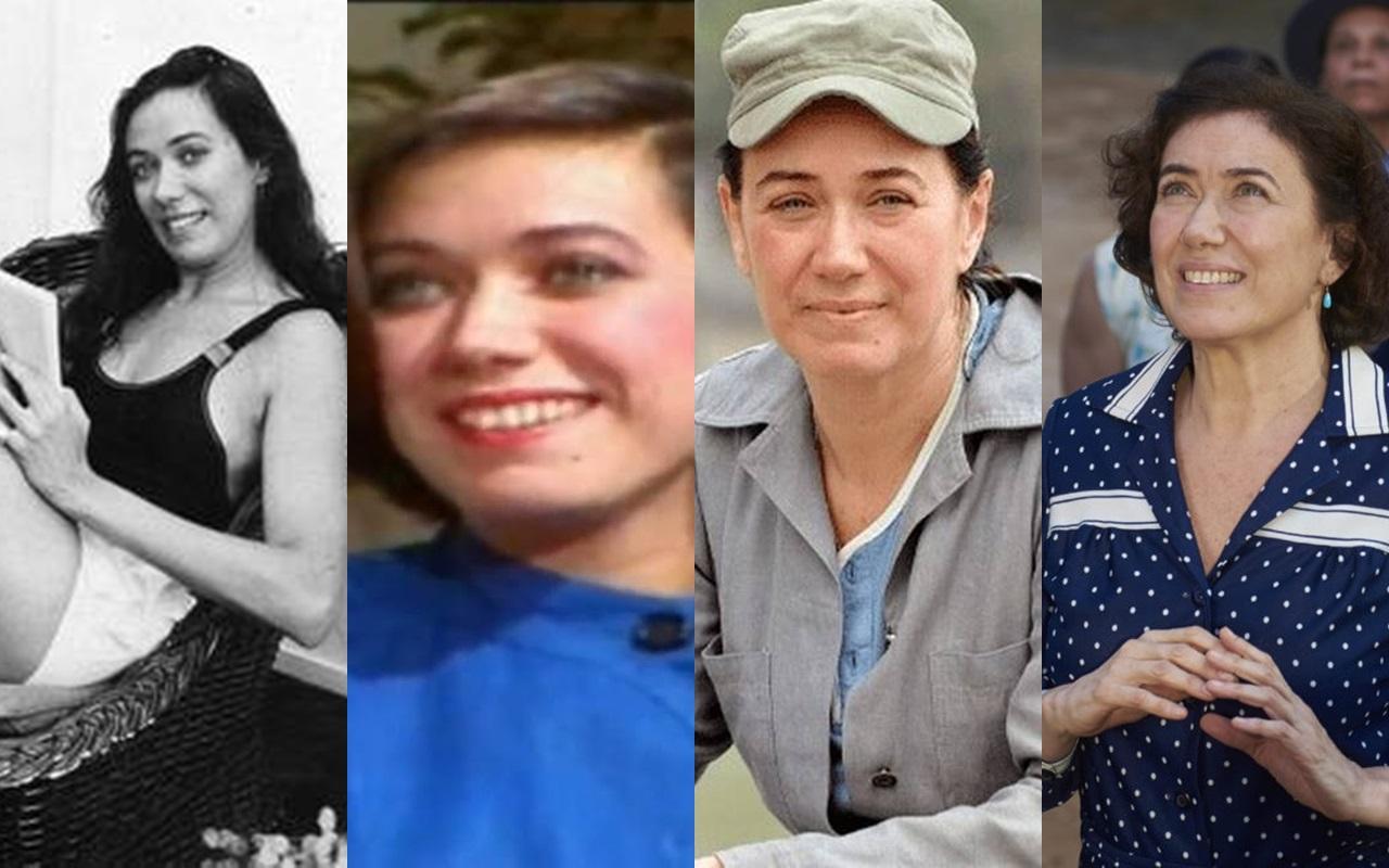Conheça mais sobre a grandiosa carreira de Lília Cabral (Foto: Montagem TV Foco)