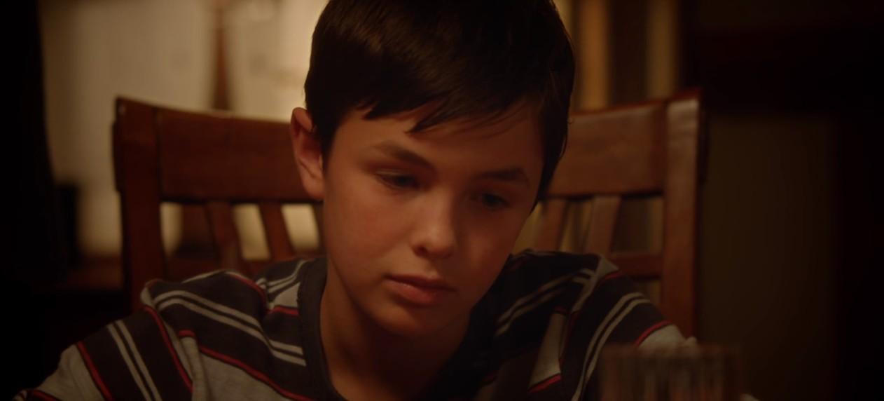 Ator Logan Williams, da série The Flash, morreu aos 16 anos de idade no começo de abril (Foto: Reprodução)