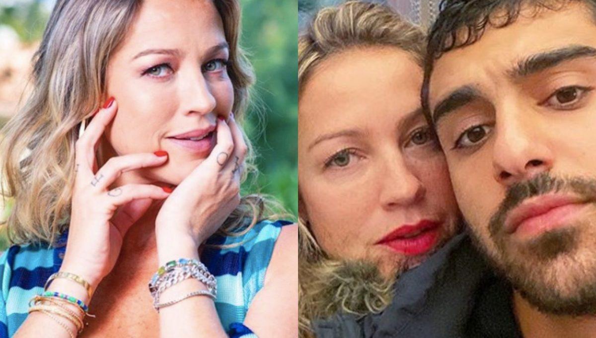 Luana Piovani terminou namoro com Ofek Malka (Foto: Reprodução)
