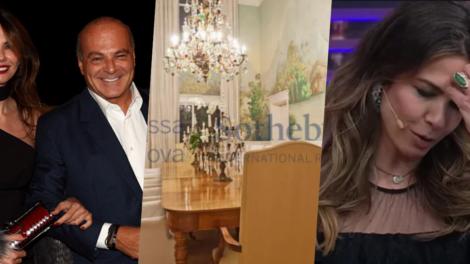 Luciana Gimenez ainda mora com o ex-marido em cobertura de 80 milhões (Foto montagem: TV Foco)