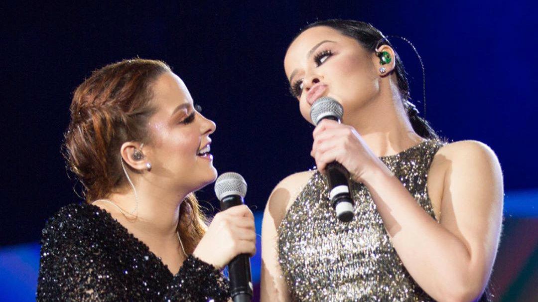 Maiara e Maraisa iam participar do The Voice Brasil como juradas (Foto: Reprodução)