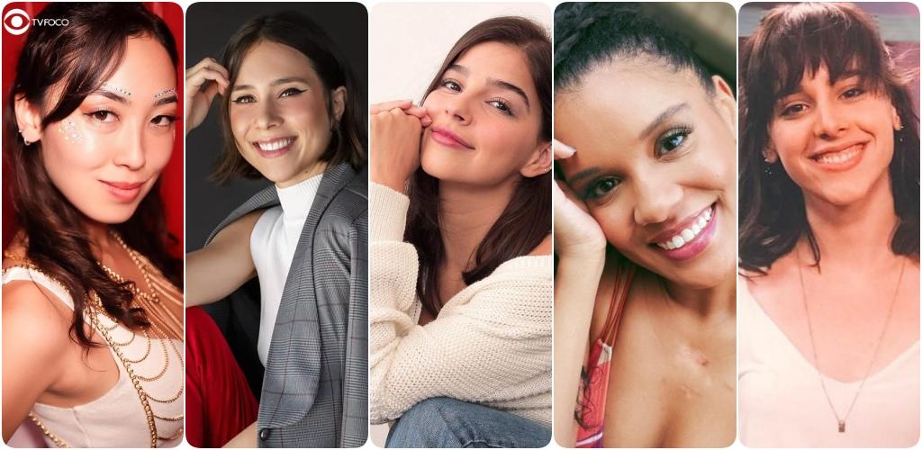 Keyla (Gabriela Medvedovski), Benê (Daphne Bozaski), Lica (Manoela Aliperti), Ellen (Heslaine Vieira) e Tina (Ana Hikari) são as protagonistas de Malhação que estão de volta na Globo