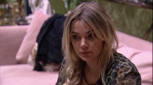 Marcela não entendeu o voto de Rafa nela no BBB20 - Foto: Reprodução