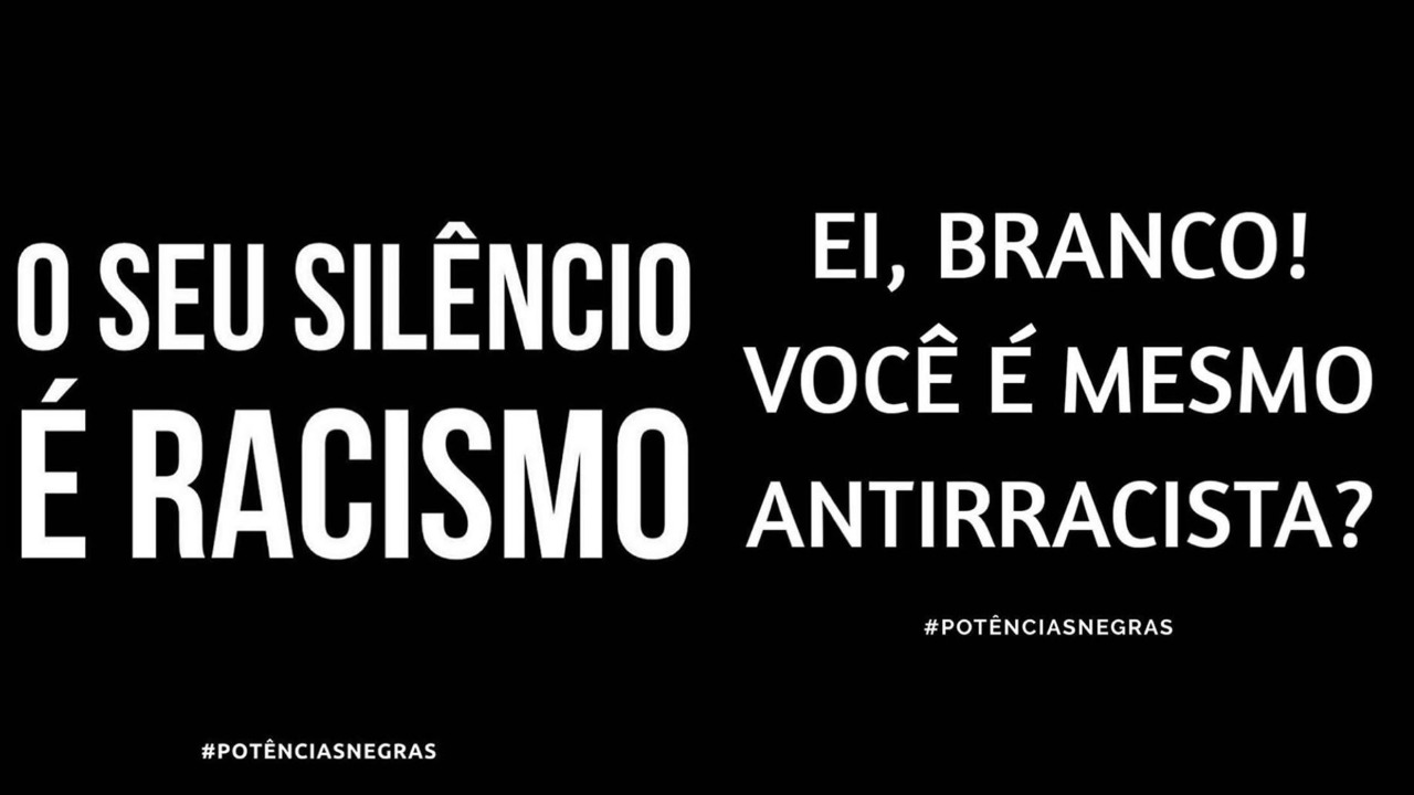 Bruna Marquezine fez post contra o racismo (Foto: Reprodução/Instagram/Montagem TV Foco)