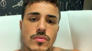 MC Livinho está desesperando seus fãs e amigos (Foto reprodução)