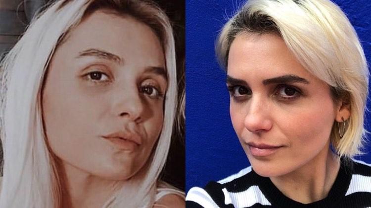 Monica Iozzi comemora dois anos sem cigarro e faz publicação no Instagram (Montagem: TV Foco)