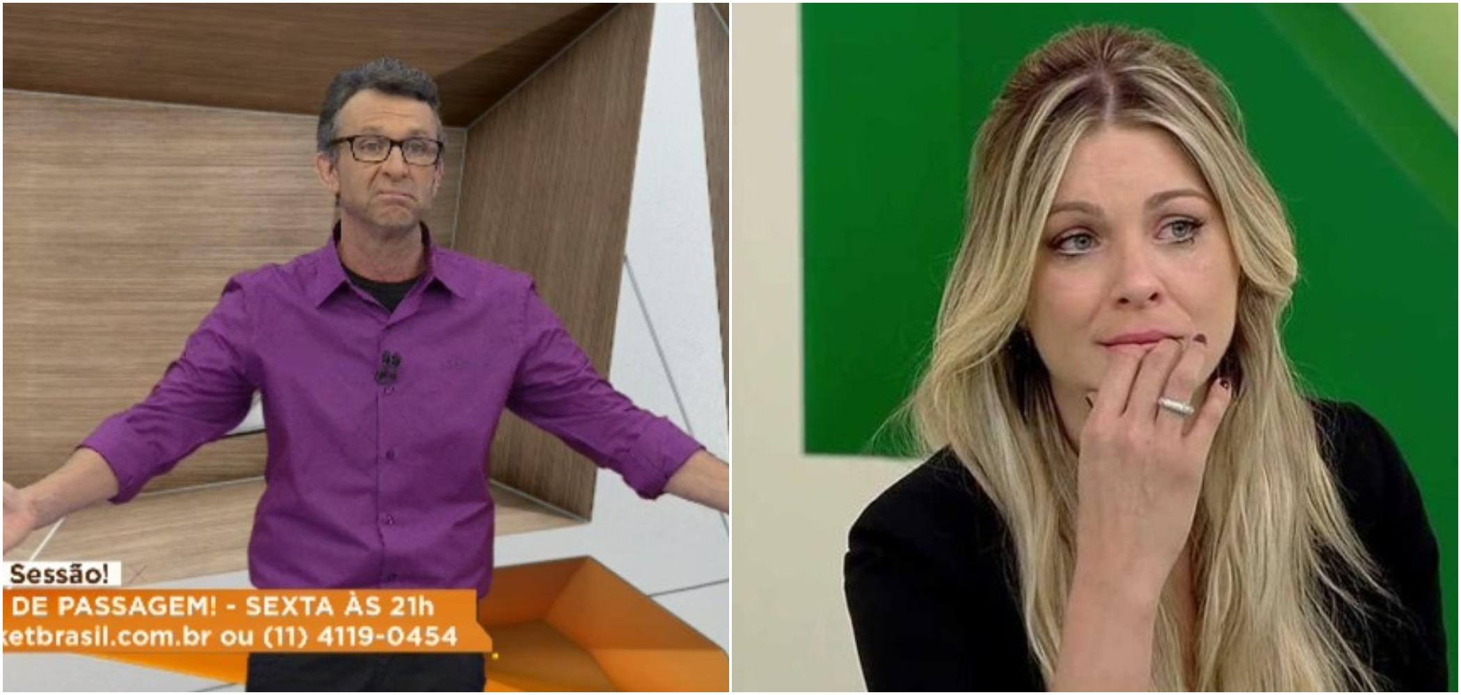 globo Programas de Renata Fan e Neto despencaram na audiência (Reprodução)