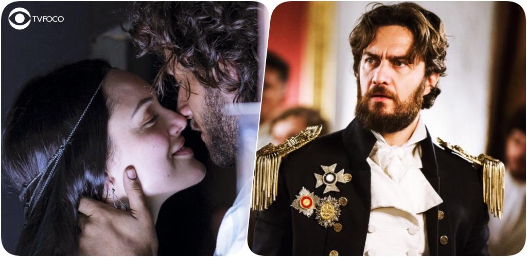 A verdade é que Anna e Joaquim despertarão o ódio de Thomas em Novo Mundo