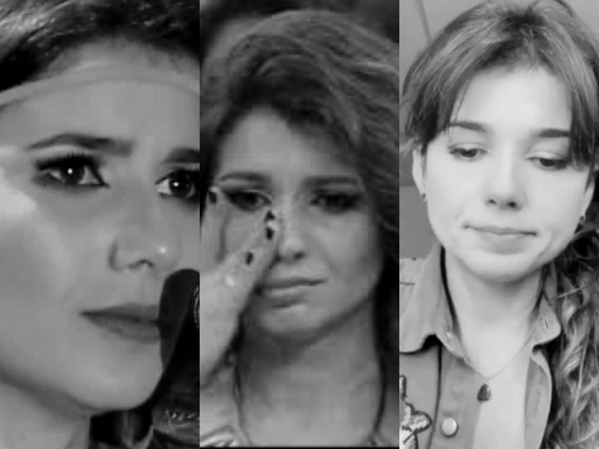 A famosa cantora sertaneja foi acusada de fazer cirurgias plásticas Foto: reprodução/Montagem TV Foco)