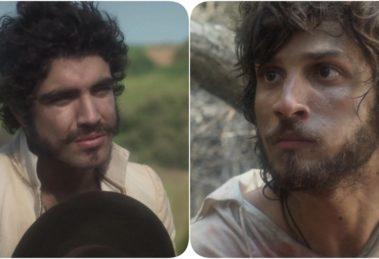 Joaquim e Pedro vão se conhecer em Novo Mundo da pior forma possível