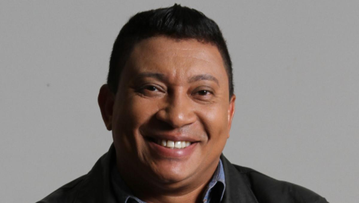 O famoso jurado do Programa do Ratinho, do SBT, Pedro Manso (Foto: reprodução)