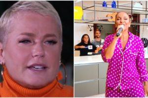 Xuxa deixou comentário inusitado na live de Ivete Sangalo (Foto: Reprodução)