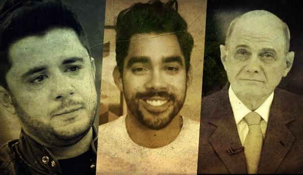 Sensitivas revelam como estão os espíritos de Gabriel Diniz, Cristiano Araujo e Ricardo Boechat (Foto: Reprodução)
