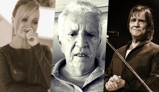 Sensitiva faz previsões para Eliana, Carlos Alberto de Nóbrega e Roberto Carlos (Foto: Reprodução)