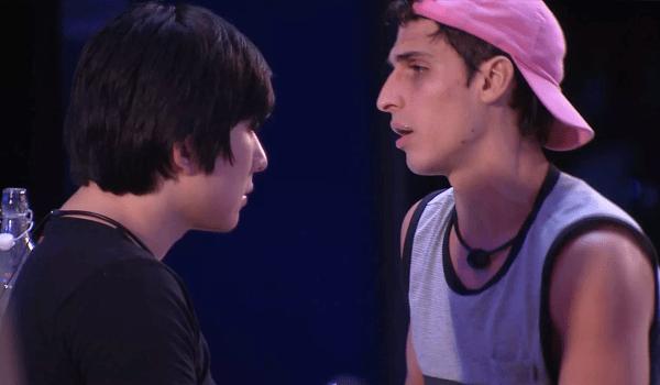 Pyong e Prior foram rivais no BBB20 - Foto: Reprodução