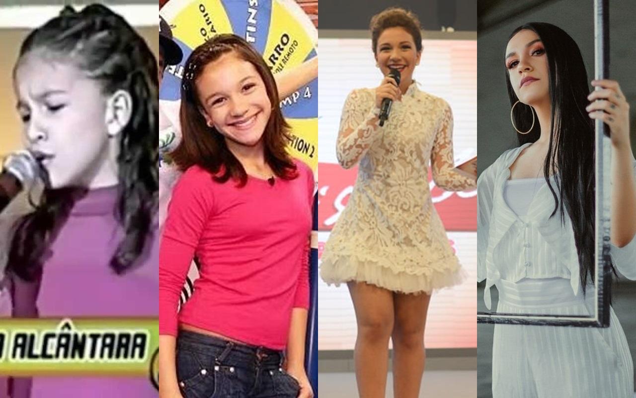 Conheça a carreira da apresentadora e cantora Priscilla Alcântara (Foto: Montagem TV Foco)