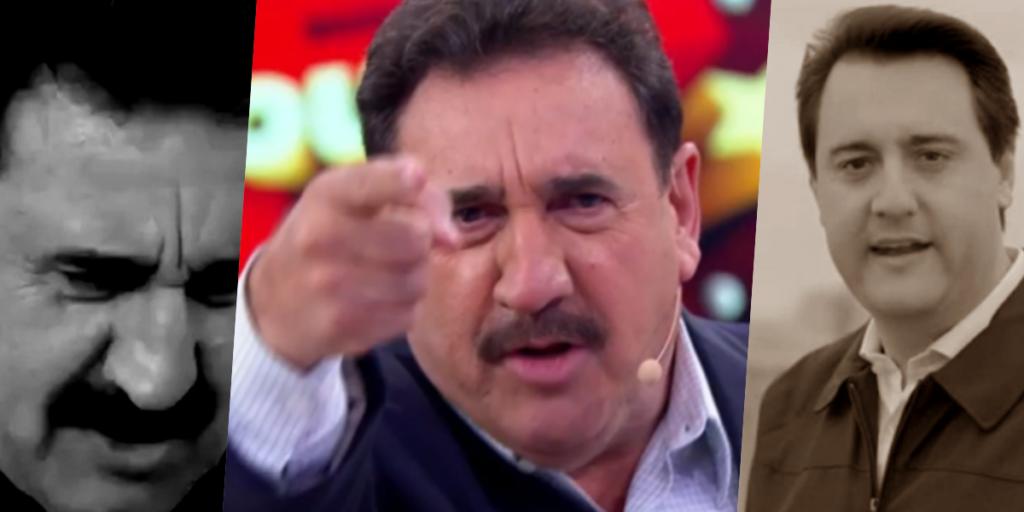 O apresentador Ratinho trava batalha com uma decisão do filho no Paraná (Fot