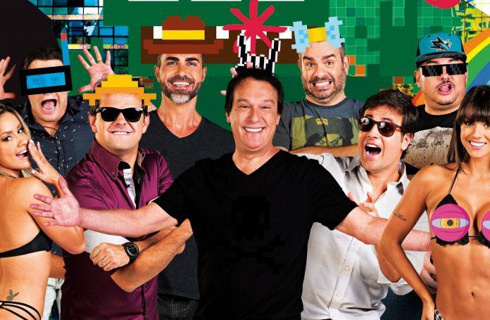 Emílio Surita comandava o Pânico na RedeTV! - Foto: Divulgação