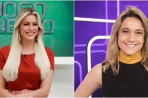 Renata Fan poderá ocupar o posto deixado por Fernanda Gentil no esportes da Globo (Reprodução) band