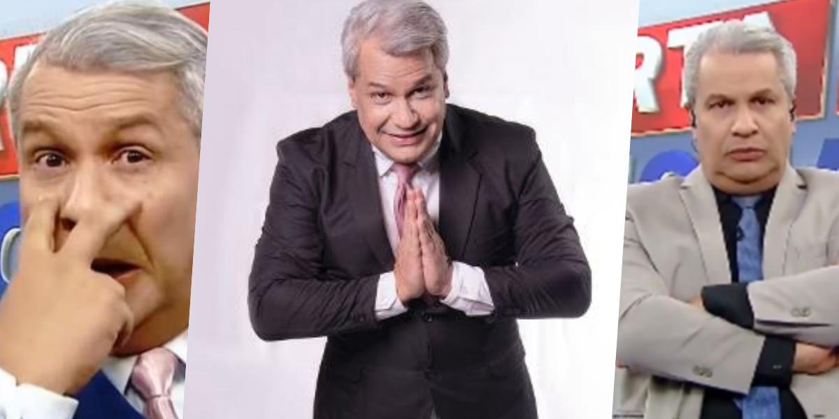 O apresentador Sikêra Jr. tem feito muito sucesso na RedeTV (Foto montagem: TV Foco)