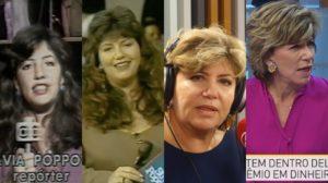 Conheça mais sobre a brilhante carreira de Silvia Poppovic (Foto: Montagem TV Foco)