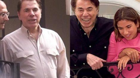 Os dias em que Silvio Santos e Patricia Abravanel foram sequestrados (Foto: reprodução)