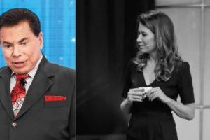 Silvio Santos é pai de Rebeca Abravanel (Foto: Reprodução/SBT)