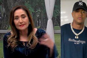 Sonia Abrão detonou Léo Santana (Foto: Reprodução/RedeTV!/Instagram/Montagem TV Foco)