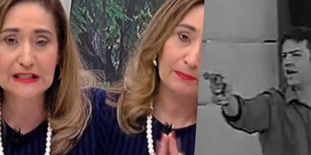 Sonia Abrão recebeu recado avassalador (Foto reprodução)