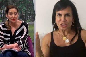 Gretchen desabafou no programa de Sonia Abrão (Foto: Reprodução/RedeTV!/Instagram/Montagem TV Foco)