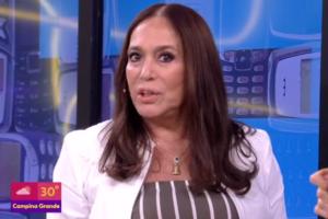 """Susana Vieira chamou o BBB 20 de """"bagaceira"""" (Reprodução: Globo)"""