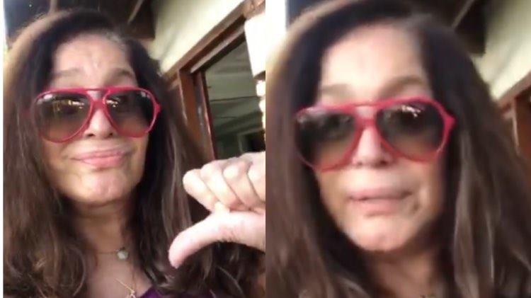 A atriz da Globo,Susana Vieira fala sobre suas preocupações em meio a pandemia (Imagem: Instagram)