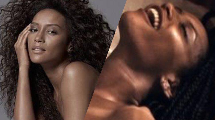 Taís Araujo foi a primeira atriz negra a protagonizar uma novela de grande sucesso no Brasil, Xica da Silva (Montagem: TV Foco)