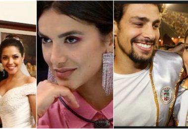 Thaís Fersoza, Manu Gavassi e Grazi Massafera, entre outros famosos, já foram traídas por seus exs (Reprodução)