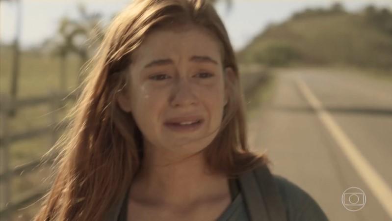 Eliza (Marina Ruy Barbosa) em cena de Totalmente Demais (Foto: Reprodução/Globo)