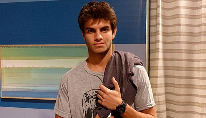 Daniel Blanco, o Fabinho de Totalmente Demais, ganhou presente da Globo (Foto: Divulgação)