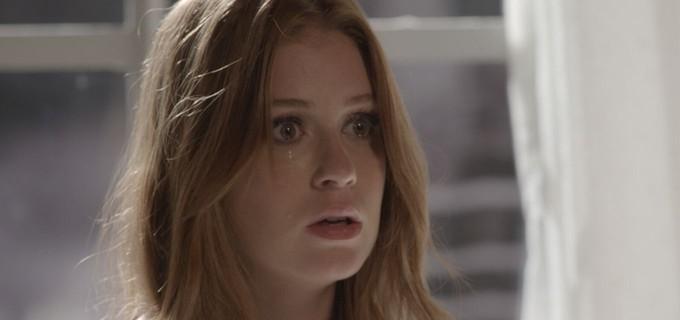 Em Totalmente Demais Eliza descobrirá que é filha de Germano na reta final da trama (Imagem: Globo)