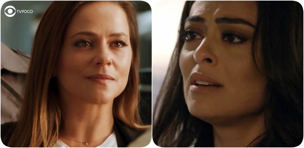Lili perderá a paciência com Carolina em Totalmente Demais
