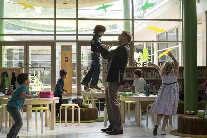 Globo vai exibir o filme Um Tira no Jardim de Infância 2 (Foto: Reprodução)