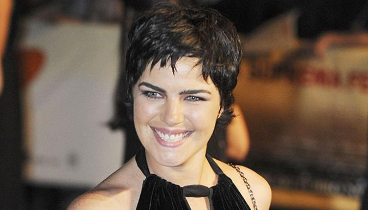Ana Paula Arósio em 2010. (Foto: Divulgação)