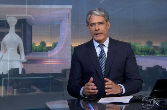 William Bonner (Foto: Reprodução/TV Globo)