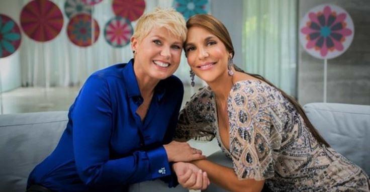 Xuxa e Ivete Sangalo são amigas há quase 25 anos (Foto: reprodução)