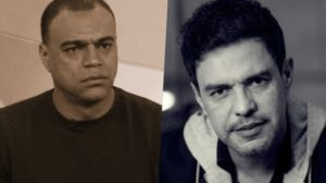 Denílson e Luciele revelam que, no começo, Zezé não gostou de saber que eles estavam juntos (Foto: Reprodução)