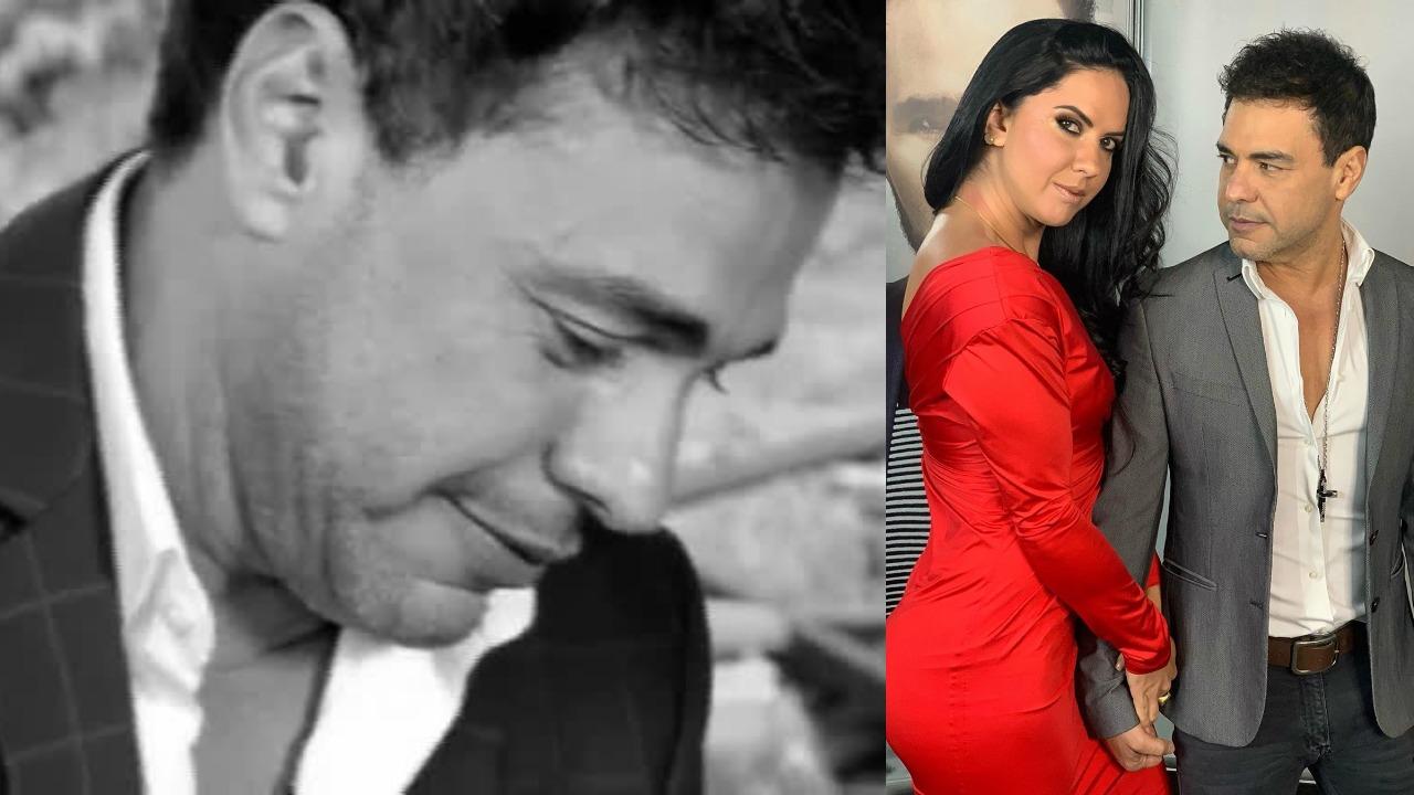 Zezé Di Camargo e Graciele Lacerda se tornaram alvos de um ataque (Foto: Reprodução/Record/Instagram)